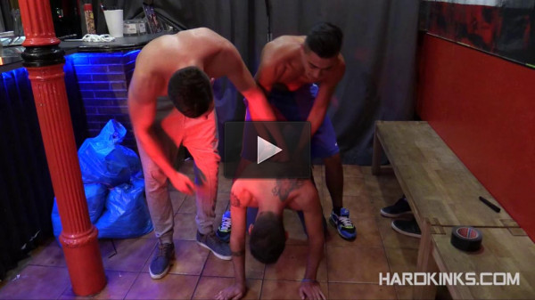 HardKinks — New Job (Ivi Labrador, Leo Blue, Yeray Doville)