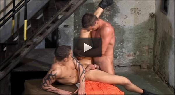 Anal At Jailhouse