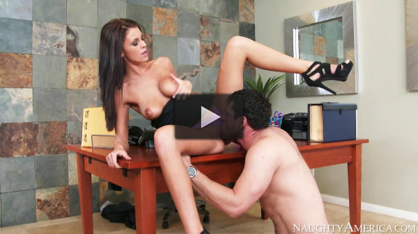 Sex On Boss' Desk (1080)
