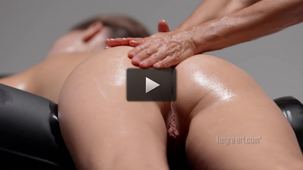 Hegre-Art — Gaby — Multiple Electric Orgasm Massage