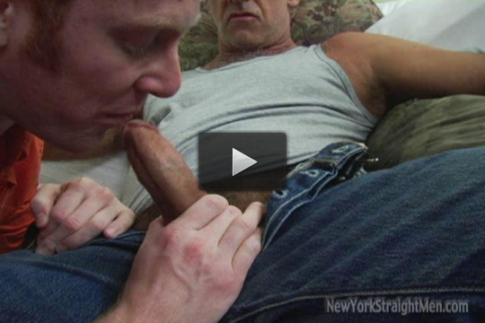 New York Straight Men — Servicing Mack