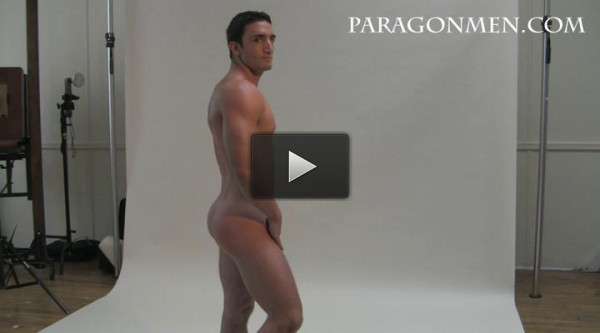 Paragon Men - Ace Decarlo - spa, video, tiny, hair