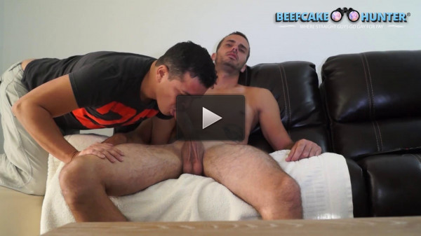 Beefcake Hunter — Getting pounded by sexy married Jason — 1080p November 19, 2015