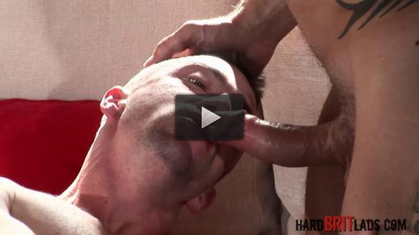 HardBritLads Harley Everett & Scott Hunter