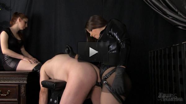 Kelle Martina Fucked and Milked (2015)