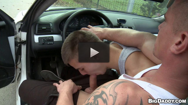 Muscular Studs Horny Anal Outdoor