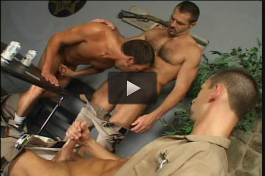 Anal Patrol In Orgy