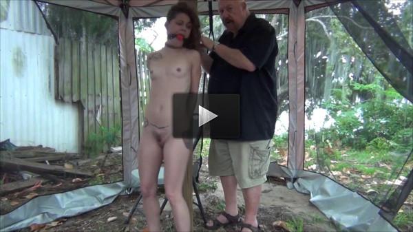 TightnBound — Bailey Paige — Rainy Day Bondage Part 1