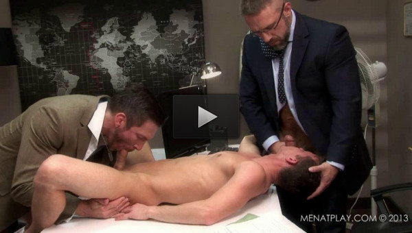 Men At Play – Boy Been Bad (Tomas Brand, Dirk Caber & Darius Ferdynand)
