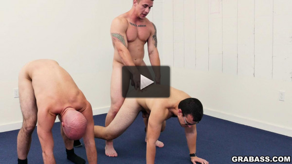 Grab Ass - Does Naked Yoga Motivate More Than Roasting People (work, watch, tit, new, style)
