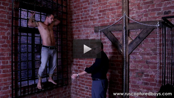 RusCapturedBoys – Punishment of Fighter Anton 1