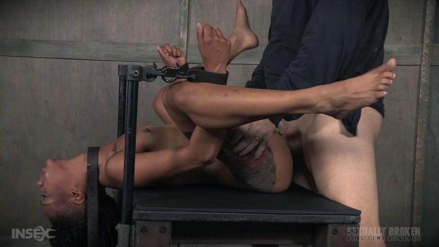 BDSM Epic deep throating!