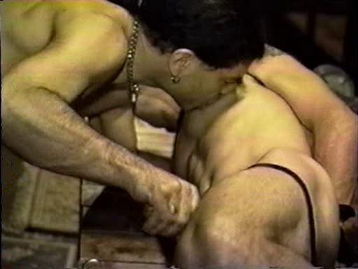 Gay BDSM Ready to Serve