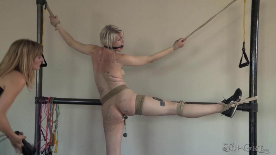 BDSM TG - A Fat Little Whore - Ella Nova and Mona Wales