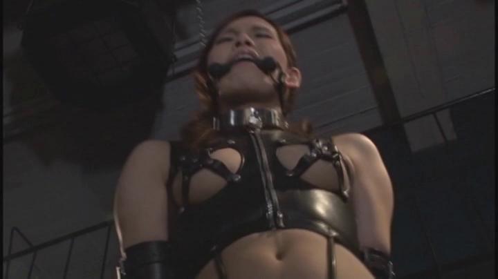 Asians BDSM Kori-jo Snow Is Livestock Torture