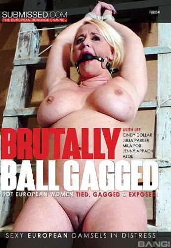 BDSM Brutally Ball Gagged