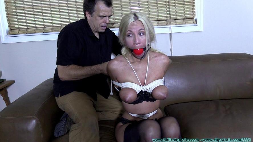 BDSM HD Bdsm Sex Videos Amanda Foxx No More Nagging Part 1