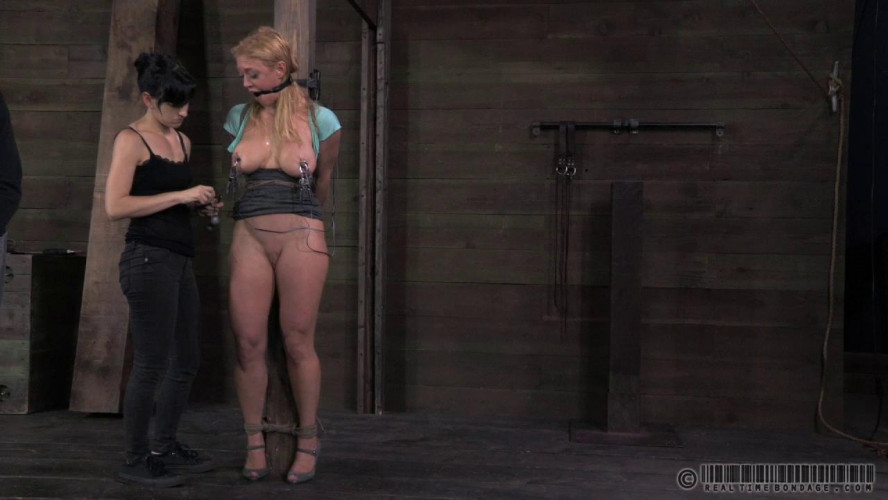 BDSM Double Trouble For Wenona & Darling