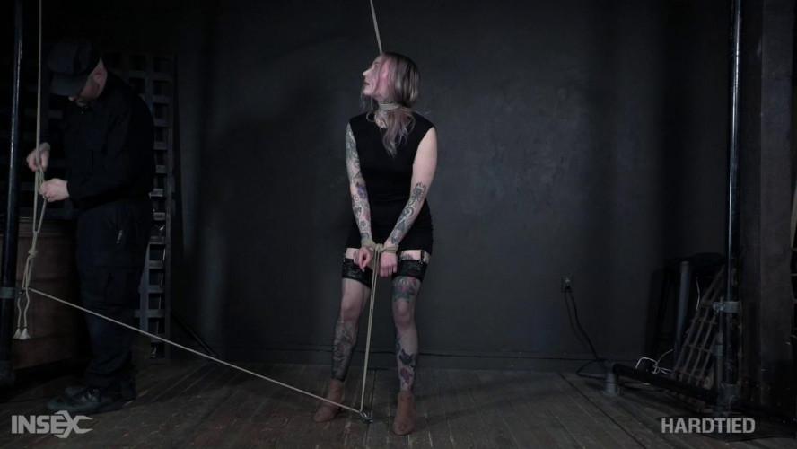 BDSM Painful punishment for Rose Quartz
