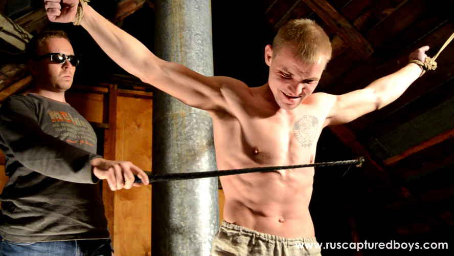 Gay BDSM Rinat Countryside worker Final