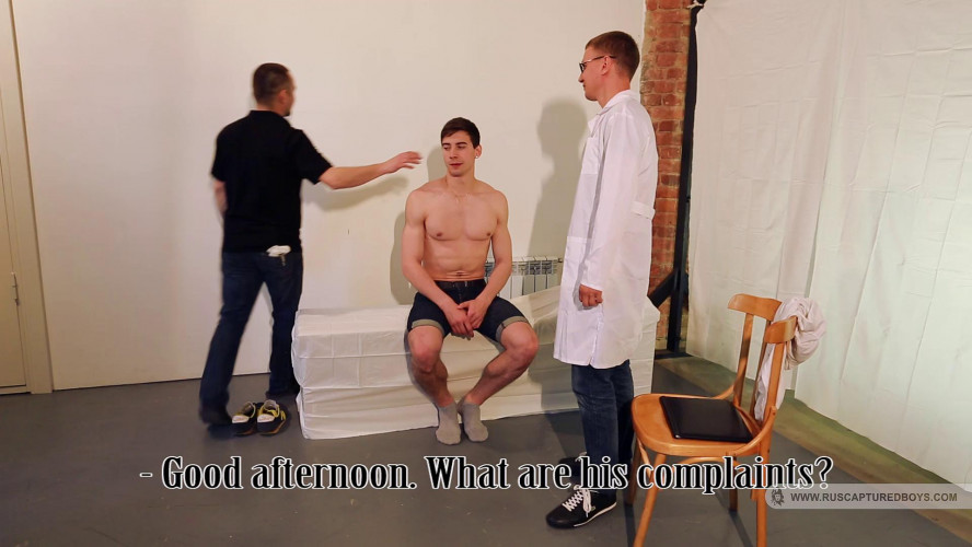 Gay BDSM Magnificent 46 Clips RusCapturedBoys. Part 3.