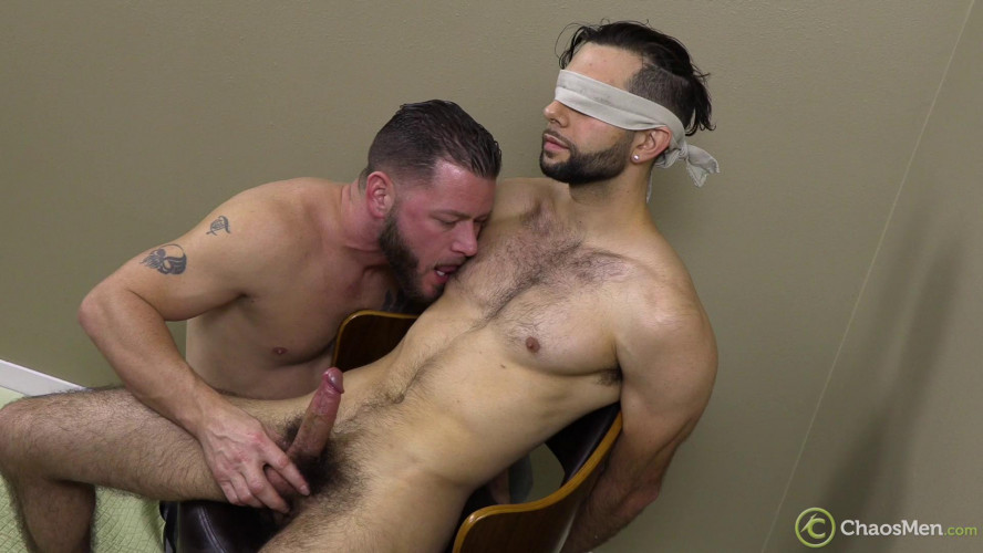 Gay BDSM Argos & Ransom Edge