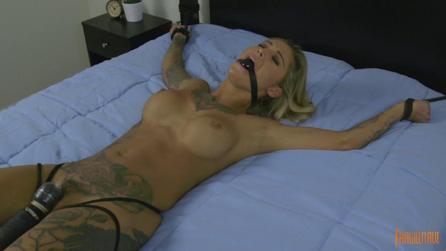 BDSM Tattooed Mega Babe