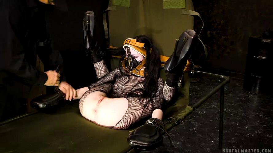 BDSM BrutalMaster - Wednesda - She Made The Canes For Her Own Torture