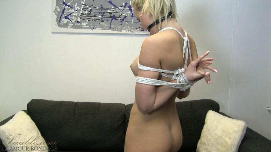 BDSM Megan - reverse prayer fitgirl