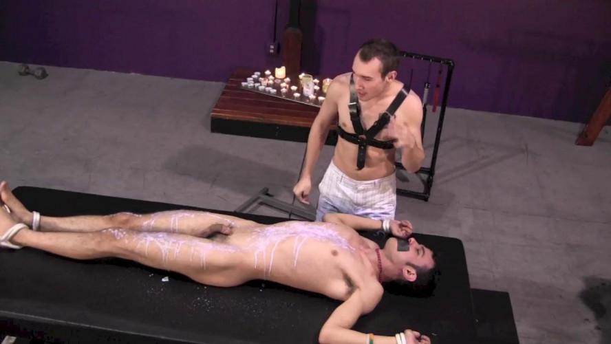 Gay BDSM Pretty Boy Part 4