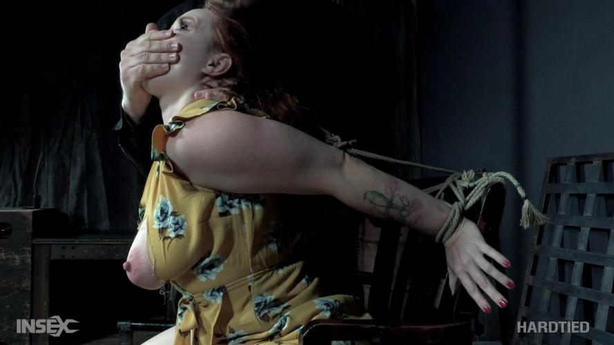 BDSM Tit Truss  - Summer Hart