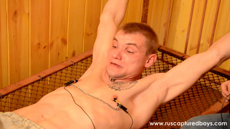 Gay BDSM Rinat Countryside worker 2