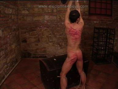 Gay BDSM Discipline4Boys - Gipsy Lament 1