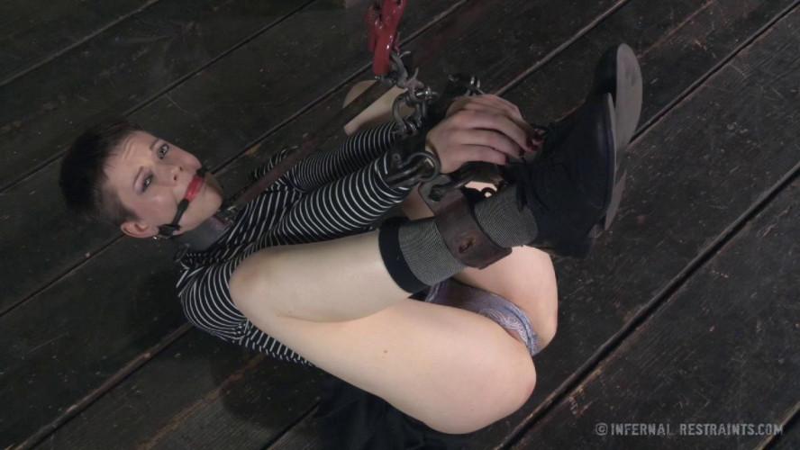 BDSM IR  Stuck in Bondage - Hazel Hypnotic