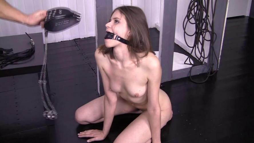 BDSM Super bondage, domination and torture for very horny slut Full HD 1080p