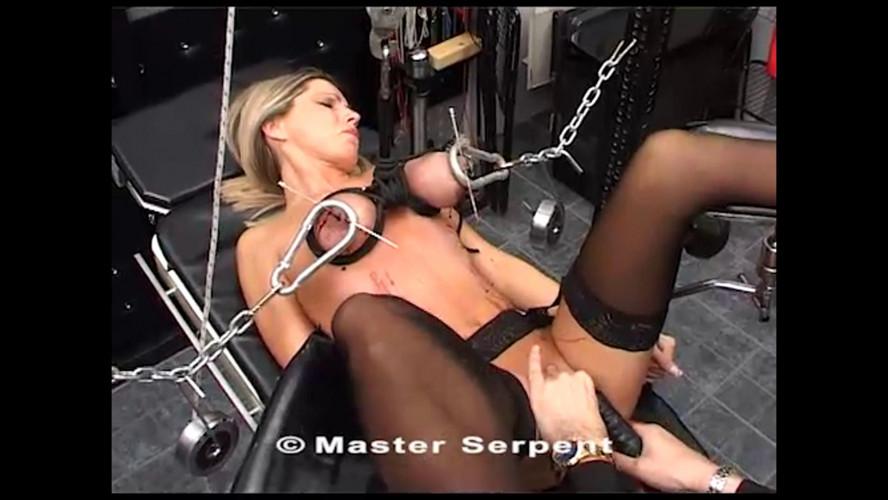 BDSM Beauty Hilde Visiting the Torture Galaxy part 3