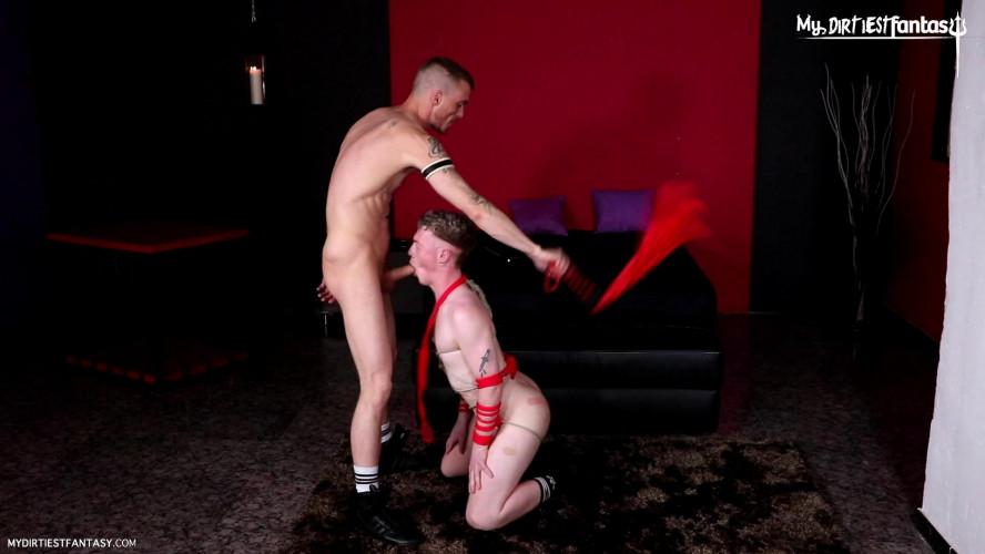 Gay BDSM The Beginner scene 1