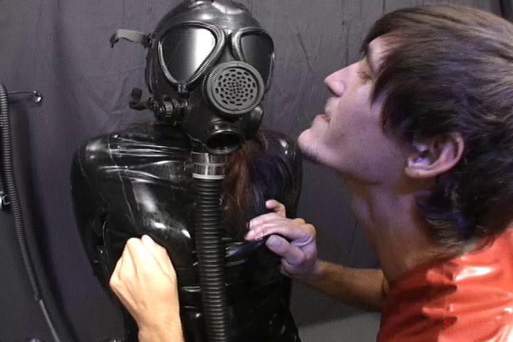 BDSM Latex Piss And Rubber