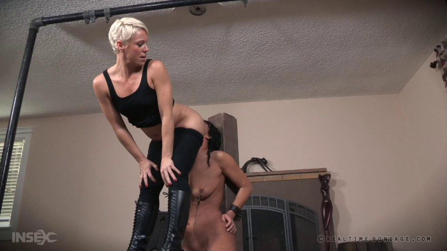 BDSM Dominate Weekend With Best Slave London River