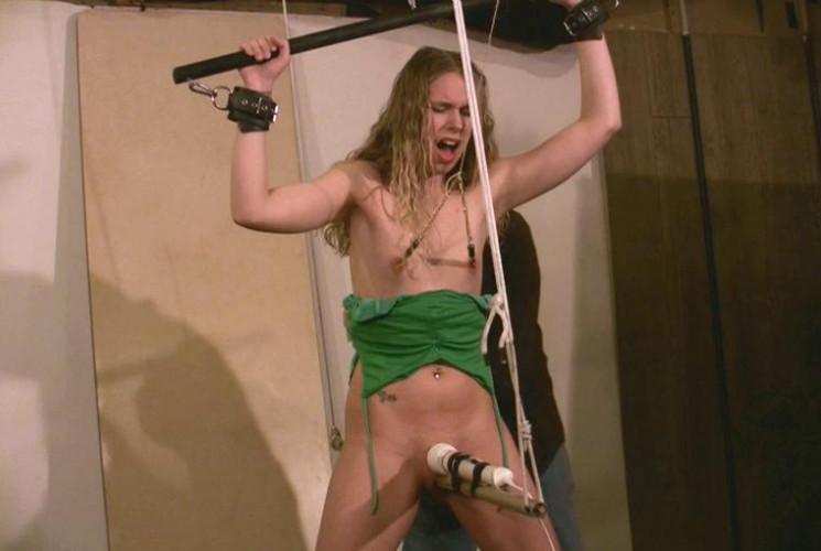 BDSM Anna Wand