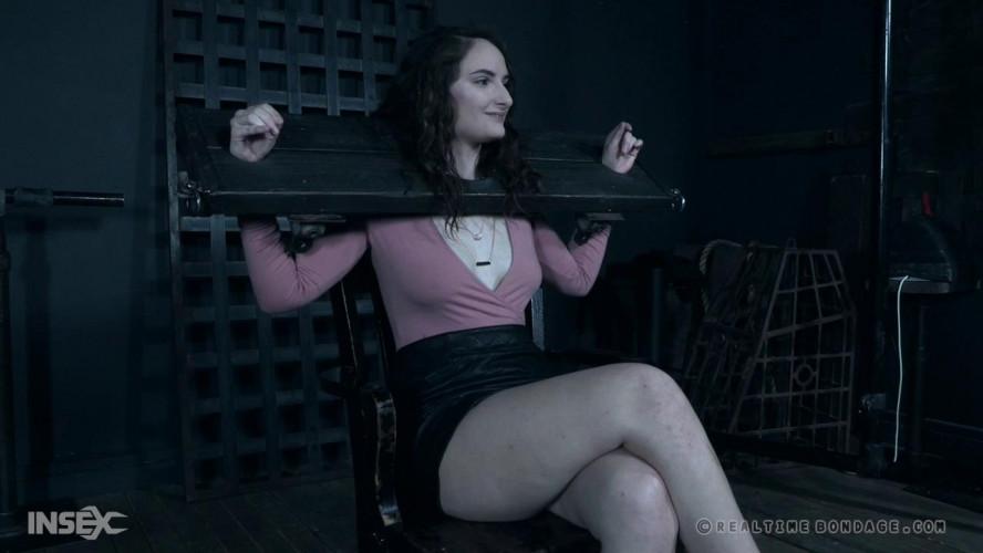 BDSM Strenuous bondage for hot slave