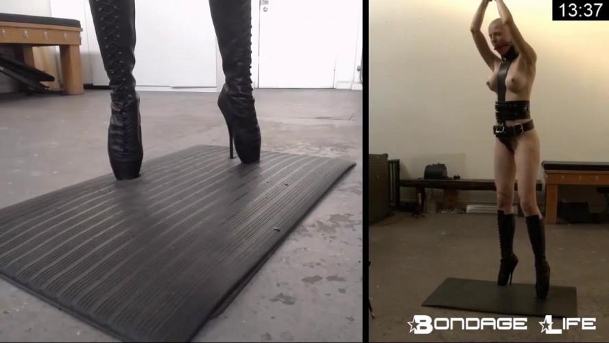 BDSM BondageLife - Rachel Greyhound - Hanging Around