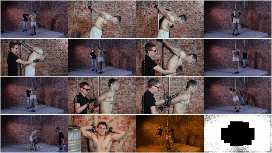 Gay BDSM The Training of Slave Zhenya - Final Part