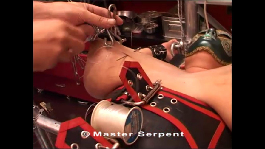 BDSM Beauty Juggs Visiting the Torture Galaxy part 11
