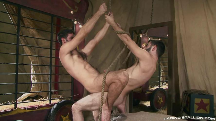 Gay BDSM Jimmy Fanz, Josh Long