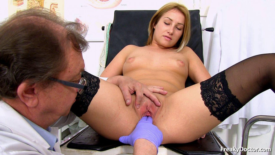 Sex Machines My doctor jerked me off