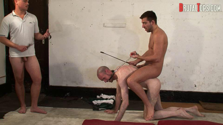 Gay BDSM session_130 (Ridden To Exhaustion)