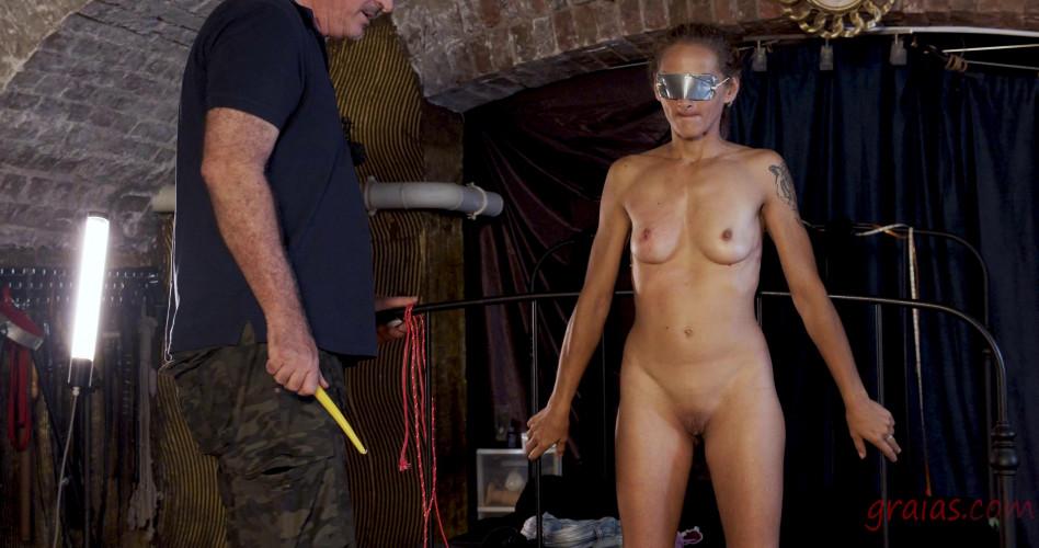 BDSM Torture Games With Patite Slave