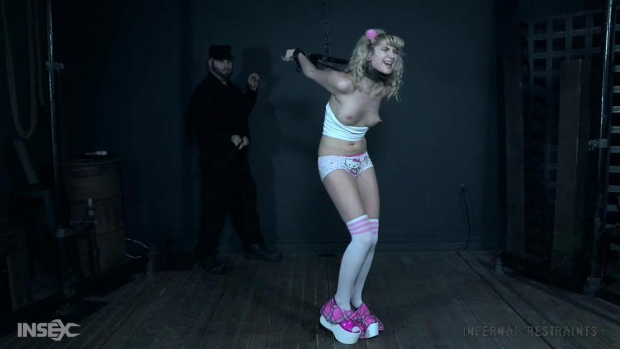 BDSM Sexual bondage fantasies with teen slave
