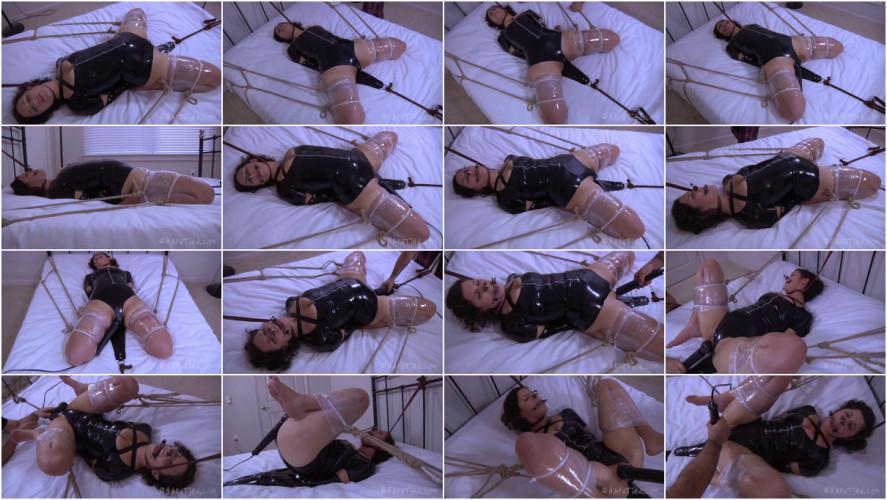 BDSM Latex HD Bdsm Sex Videos Wet Wrapped